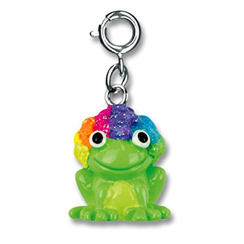 CHARM IT! Rainbow Frog Charm (Wig The Old Hippie)