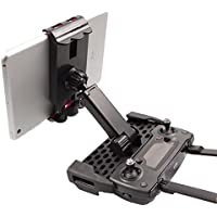 SKYREAT Upgraded Dji Mavic Pro Spark Tablet Ipad Mount Holder Bracket for Mavic Pro,DJI Spark Remote Controller