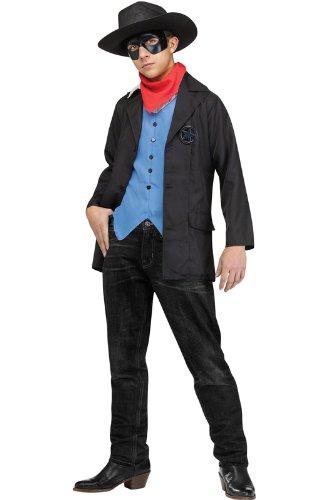 Big Boys' Wild West Avenger Costume - L]()