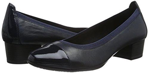 Azul Antic Marco Mujer Tacón Com Tozzi navy De 22302 Premio Para 820 Zapatos v8Hq6v