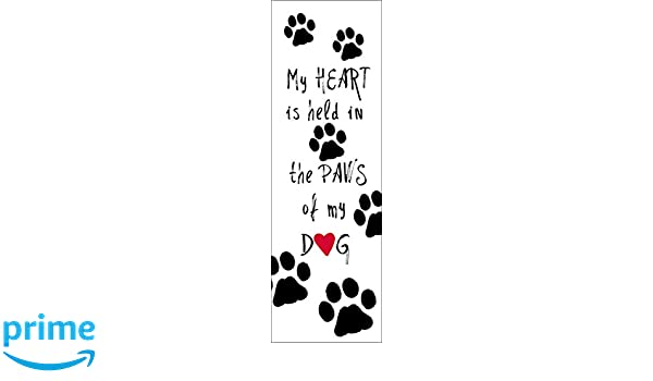 LPG Greetings You Only Have One Heart Plaques 5.5 by 17-Inch