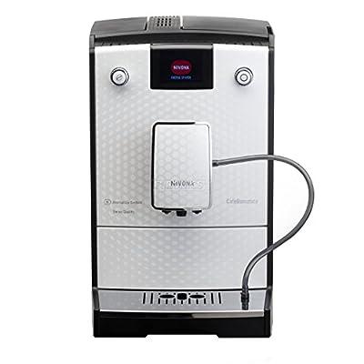 Nivona 778 CafeRomatica Super Automatic Espresso Machine, Silver