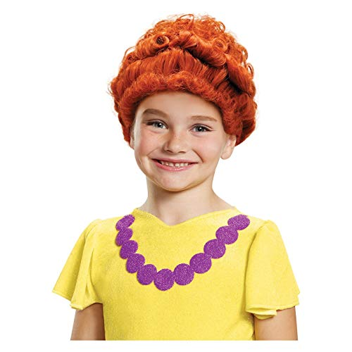 Disguise Girls Fancy Nancy Halloween Costume Wig