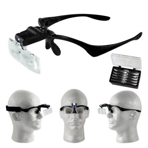 SE MH1051LC Illuminated Interchangeable Magnification Head - Paramount Mall