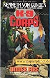 img - for K-9 Corps:under Fire (K-9 Corps, Book 2) book / textbook / text book