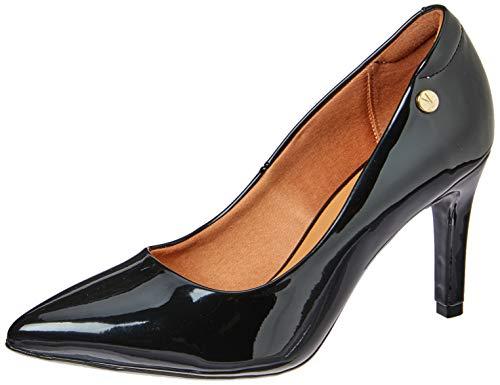 Sapatos Verniz Premium, Vizzano, Feminino, Preto, 37