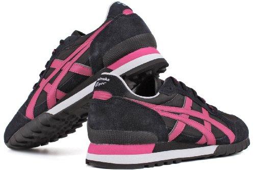 Onitsuka Tiger Womens Colorado Ottantacinque Sneaker Nero / Rosa