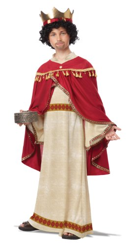 California Costumes Melchior of Persia Child Costume,