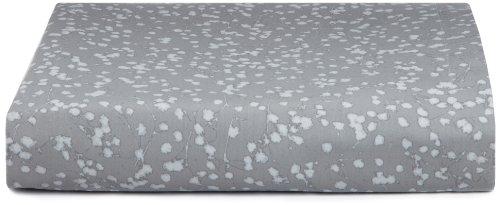 Calvin Klein Flat Sheet (Calvin Klein Home Pressed Flower Flat Sheet, Queen)