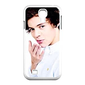 QSWHXN Customized Harry Styles Pattern Protective Case Cover Skin for Samsung Galaxy S4 I9500