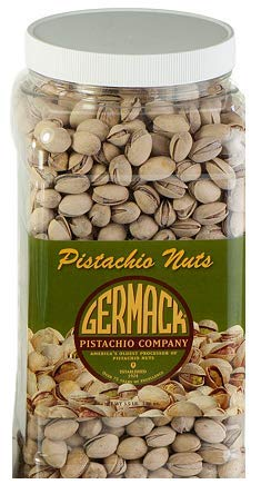 Germack 3.5-lb Roasted & Salted Pistachios