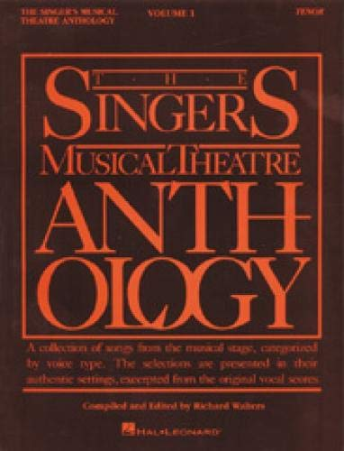 The Singer's Musical Theatre Anthology, Vol. 1: Tenor