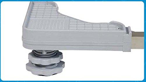 Washing Machine Base, Multi-functional Adjustable Base Washing Machine Base Plate, Stainless Steel Bracket,for Washing Machine,Dryer And Refrigerator by DSHBB (Image #4)