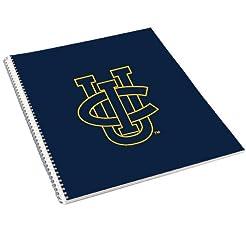 UC Irvine College Spiral Notebook w/Clea...