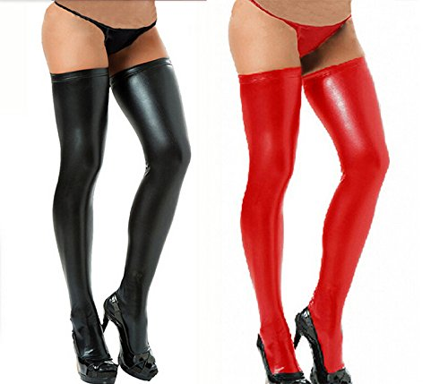ubooms-womens-sexy-lingerie-stocking-leg-legging-pu-leather-clubwear-g-string