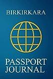 Birkirkara Passport Journal: Blank Lined Birkirkara (Malta) Travel Journal/Notebook/Diary - Great Gift/Present/Souvenir for Travelers