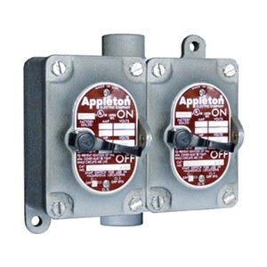 Appleton Edsc1230 Edsc Series Tumbler Switch Feed Thru 3