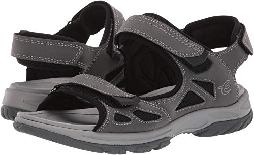 - Easy Spirit Women's Omega 3 Dark Grey 7.5 D US