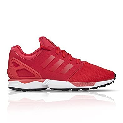Selling - red adidas flux junior - OFF