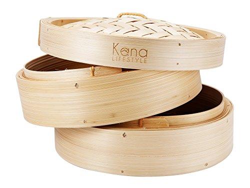 Bamboo Steamer - 2