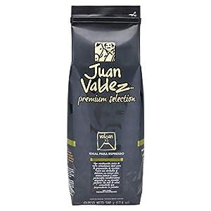 Juan Valdez, Premium Volcan Caffè in Grani, 500g.