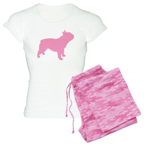CafePress Bulldog Pajamas Comfortable Sleepwear