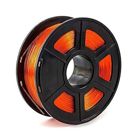 Amazon.com: W-Shufang,3D 3D Printer Filament PETG 1.75mm 1kg ...