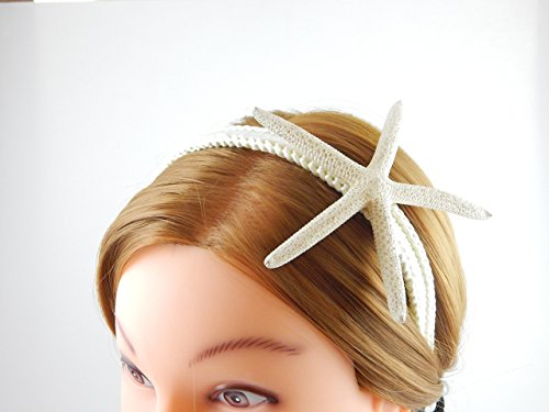 Amphitrite headband, hair accessory