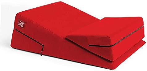 Wedge and Ramp Combo (Red) / Wedge and Ramp Combo (Red)