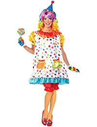 Women's Wiggles The Clown Costume