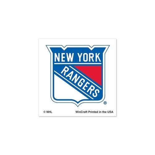 (WinCraft NHL New York Rangers 72442091 Tattoo (4 Pack))