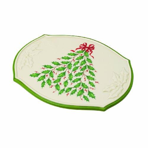 - Lenox Holiday Trivet