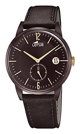 Lotus Klassik 18363/1 Mens Wristwatch Flat & light