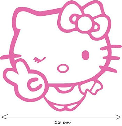 Hello Kitty - Zwinkern Victory