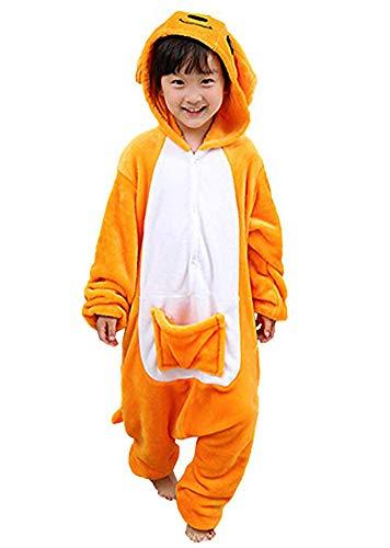 Different Kinds Of Halloween Costumes (Tonwhar Children's Halloween Costumes Kids Kigurumi Onesie Animal Cosplay)
