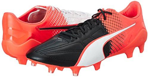 puma White De Football Blast Fg Evospeed Homme Black Pour Chaussures Red Lth 01 1 Noir Puma 5 qPO0OY