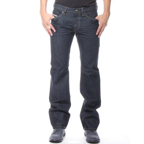 Diesel Cotton Straight Leg Jeans - 7