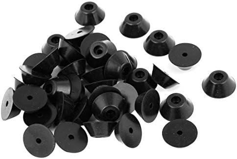 Patas de goma Lavadora Pad de muebles Cubiertas Bumpers de 20 mm x ...
