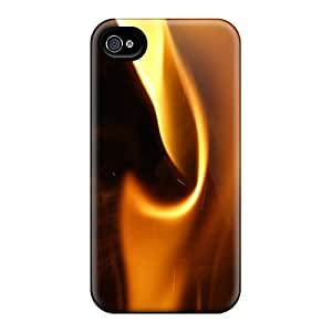 Awesome WLa18861jyUf AlexandraWiebe Defender Hard Cases Covers For Iphone 6- Fire Logs