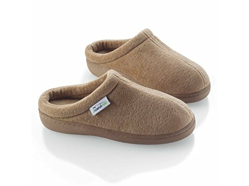 tempur-pedic-classic-velour-slippers-for-women-medium-7-1-2-8-tan