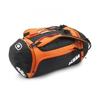 Original KTM Corporate Duffle Bag Bolsa de deporte/bolsa/mochila: Amazon.es: Coche y moto