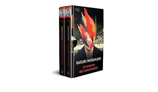 estuche La muerte del comendador (MAXI): Amazon.es: Murakami, Haruki, Ogihara, Yoko, Cordobés, Fernando: Libros