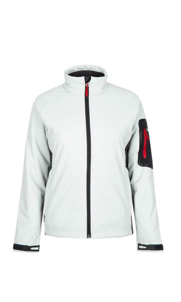 Gill 2018 damen Team Softshell Softshell Softshell Jacket Silber 1613W B01BT01V0M Bekleidung Online-Exportgeschäft ef1368