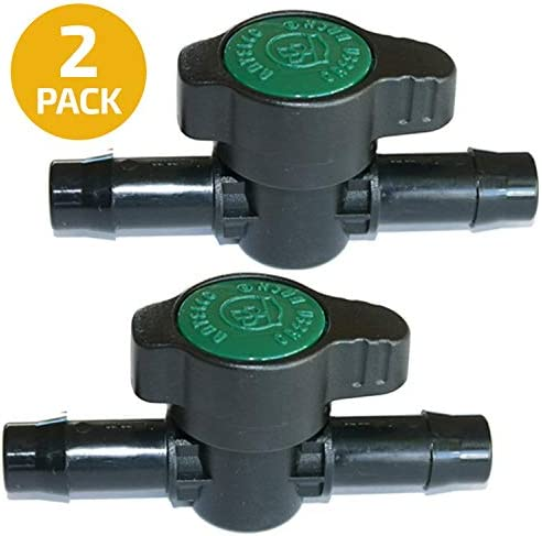 Habitech 2 Pack Barbed Valves Select product image