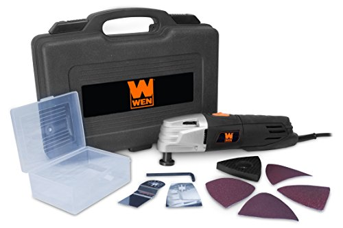WEN 2312 Variable Speed Multifunction Oscillating Tool