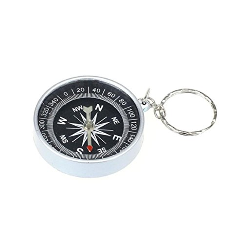 Compasses Robiear Keychain Outdoor Navigation