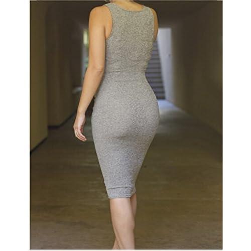 7ac6198aee Gabby Kelly Ropa De Mujer Paquete Sexy Cadera Casual Lápiz Falda De Algodón  Delicado