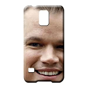 samsung galaxy s5 Extreme Covers Scratch-proof Protection Cases Covers mobile phone shells matt damon american actor