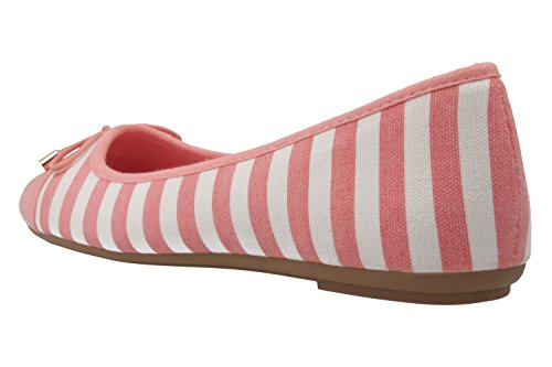 Fitters Footwear, Ballerine donna Oro rosa