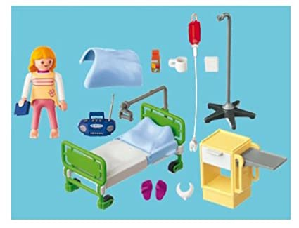 Playmobil Hospital Room 4405